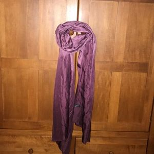 J.Crew silk-like scarf
